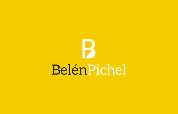 Logo Belén Pichel